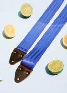Fuzz Original Fuzz Seatbelt Guitar Strap - Cobalt