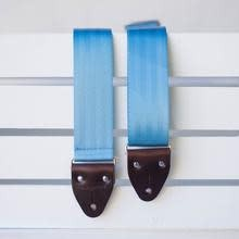 Fuzz Original Fuzz Seatbelt Guitar Strap - Powder Blue