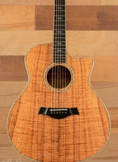 Taylor Taylor K26ce Koa - Mint Condition