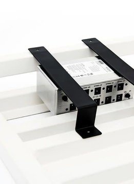 PedalTrain - PedalTrain Universal Power Supply Mounting Bracket Kit