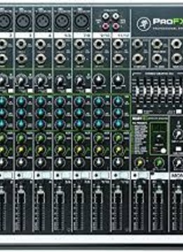 Mackie Mackie ProFX12v2 12-channel Professional Effects Mixer with USB