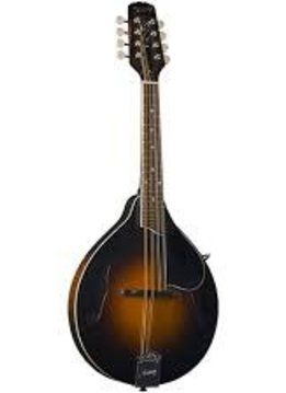 Kentucky KM-250 Deluxe A-Model Mandolin - Traditional Sunburst