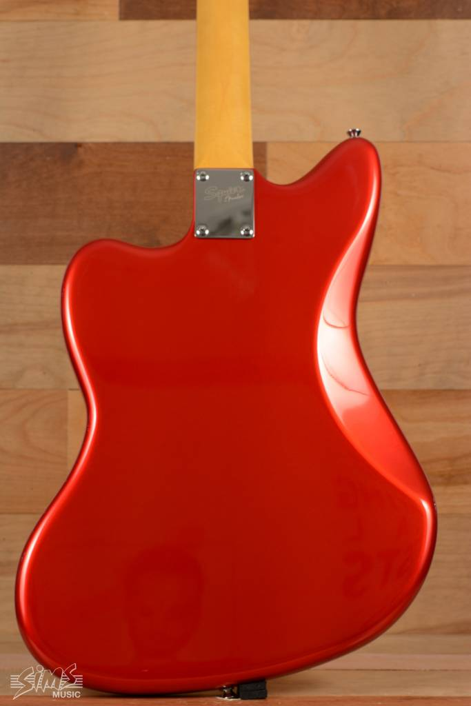 Squier Fender Deluxe Jazzmaster®  ST, Rosewood Fingerboard, Candy Apple Red
