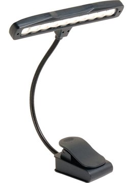 On-Stage On-Stage LED510 10 LED Clip-On Orchestra Light With Power Adapter And Bag