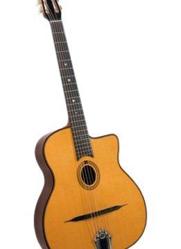 Gitane DG-255, Django Guitar Oval Hole