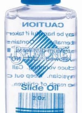 Belmonte Slide Oil, 2 ounce