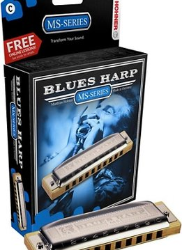 "Hohner Blues Harp ""A"""