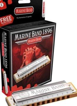 """Hohner Marine Band """"B"""""""