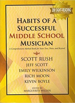 Habits Of A Successful Middle School Musician-Trumpet