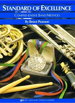 Kjos Standard of Excellence B-Flat Tenor Sax Book 2
