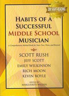 Hal Leonard Habits Of A Successful Middle School Musician-Alto Sax