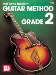 Mel Bay 's Modern Guitar Method Grade 2 with / Audio