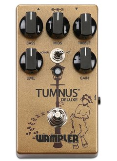 Wampler Wampler Tumnus Deluxe Overdrive Pedal