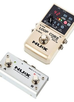 NU-X Loop Core Deluxe Pedal Bundle