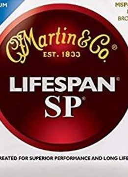 Martin Martin Lifespan Medium 80/20 Bronze String Set