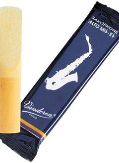 Vandoren Traditional Alto Sax #2.5 Reed Single