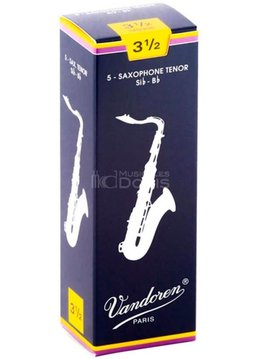 Vandoren Tenor Sax Single #3.5 Reed