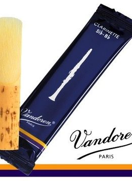 Vandoren #3.5 Bb Clarinet Reed Single