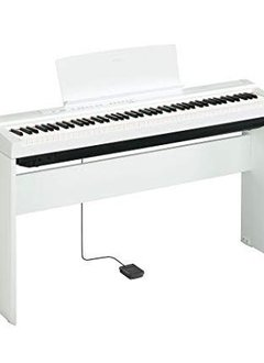 Yamaha Yamaha P125WH Digital Piano, White