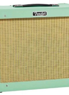 Fender Fender Blues JuniorTM IV Surf Green P12Q, LTD