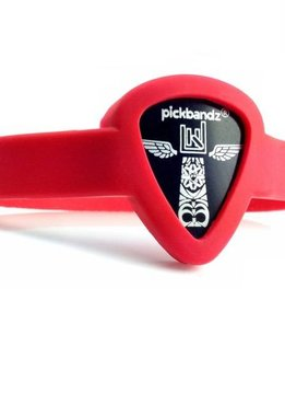 Pickbandz Pickbandz Adult Rockin' Red