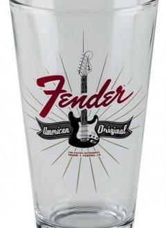 Fender Fender™ Strat™ Burst Pint Glasses, Set of Four