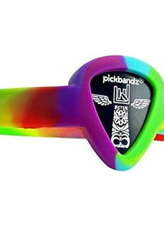 Pickbandz Pickbandz Adult Peace Out Tie-Dye