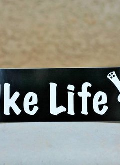 UkeLife Sticker