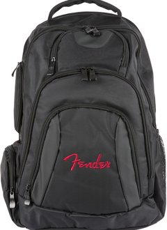Fender Fender® Laptop Backpack, Black