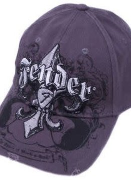 Fender Fender® Fleur de Funk Stretch Cap, Charcoal, L/XL