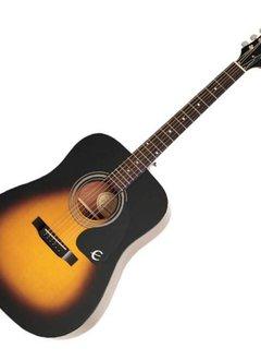 Epiphone Epiphone DR-100 Acoustic Guitar, Vintage Sunburst