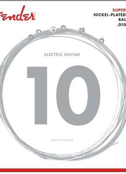 Fender Fender 250R Nickle Plated Electric Guitar Strings 10-46