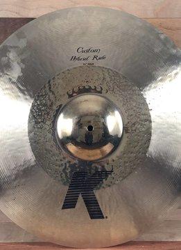"""Zildjian Zildjian 21"""" K Custom Hybrid Ride - Mint"""