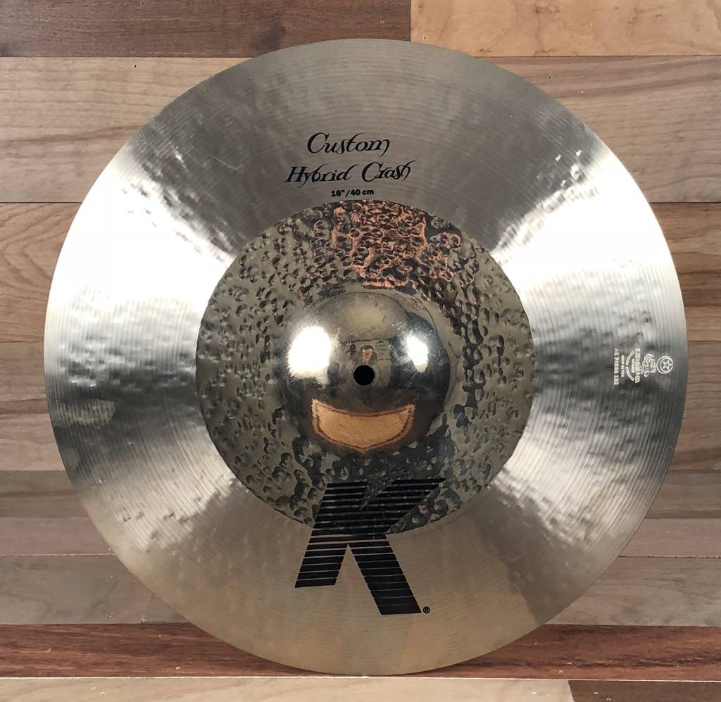 "Zildjian Zildjian 19"" K Custom Hybrid Trash Smash - Mint"