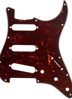 Fender Fender Strat Pickguard Tortoise S/S/S