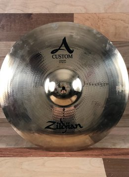 "Zildjian Zildjian 19"" A Custom Crash - Mint"