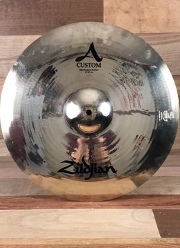 "Zildjian Zildjian 16"" A Custom Medium Crash - Mint"