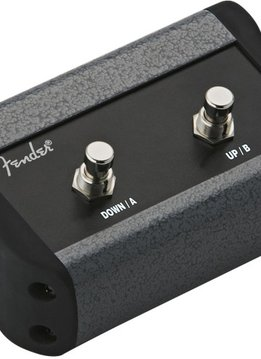 Fender Fender MS2 2 Button Footswitch - Mustang Series Amps