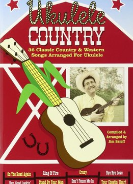 Hal Leonard Jumpin' Jim's Ukulele Country