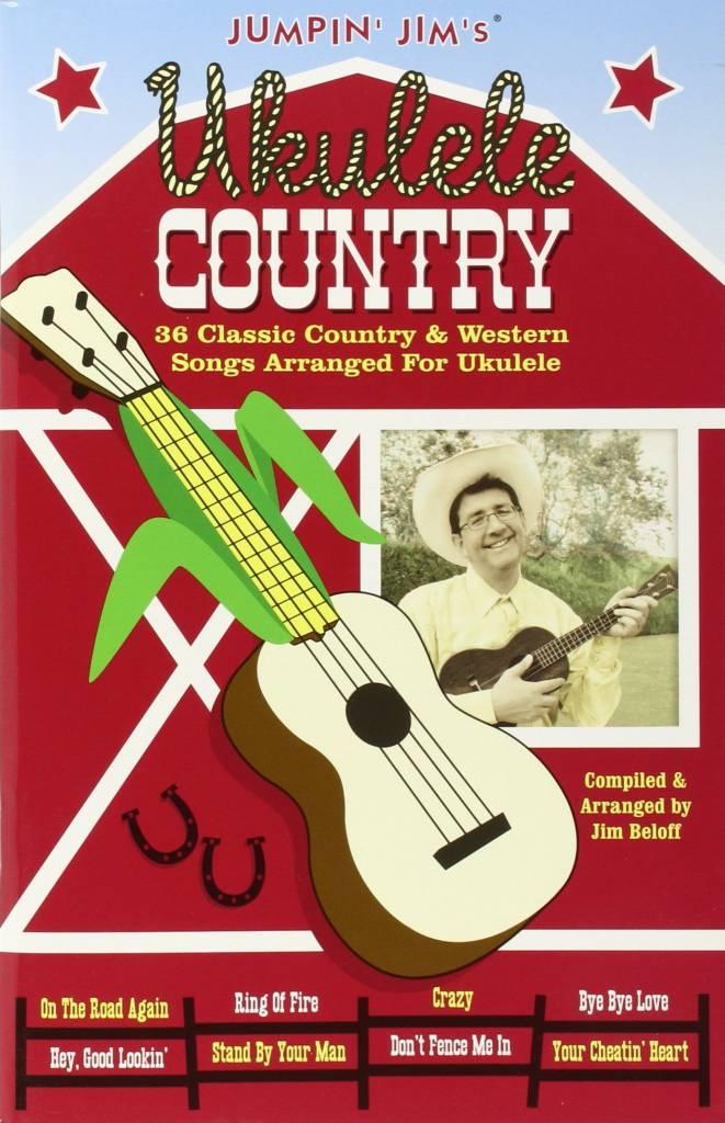Jumpin Jims Ukulele Country Sims Music