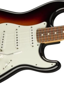 Fender Fender Player Stratocaster®, Pau Ferro Fingerboard, 3-Color Sunburst