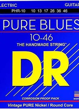 DR DR PHR-10 Pure Blues Electric Set, 10-46