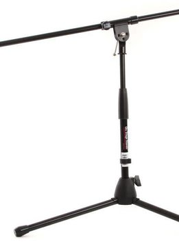 "On-Stage On-Stage MS7411B Drum/Amp Tripod with Boom 17""-27"" Height- Black"