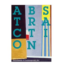 Whitechapel Abstraction by Maria Lind (Whitechapel Documents)