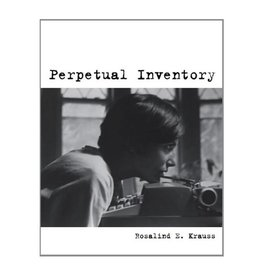 October Books Perpetual Inventory By Rosalind E. Krauss