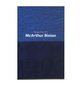 Contemporary Arts Museum Houston Perspectives 177: McArthur Binion