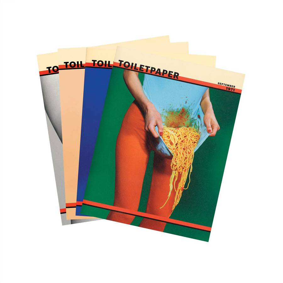 Toilet Paper: Issue 10 by Maurizio Cattelan, Pierpaolo Ferrari