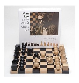 Artware Man Ray Chess Set