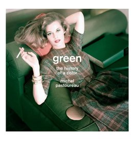 Green: The History of a Color by Michel Pastoureau