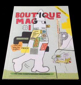 Boutique Mag #1 by Marc Bell